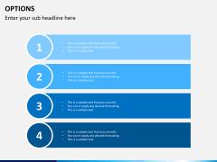 Options PPT slide 8