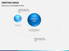 Orbiting Rings PPT slide 1