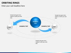 Orbiting Rings PPT slide 6
