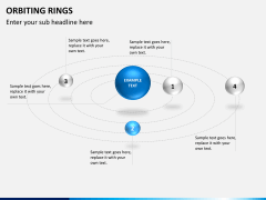Orbiting Rings PPT slide 7