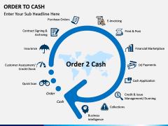 Order to Cash PPT slide 1