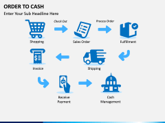 Order to Cash PPT slide 4
