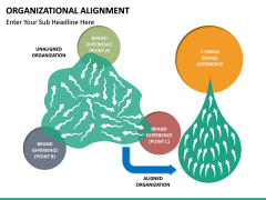 Organizational alignment PPT slide 18