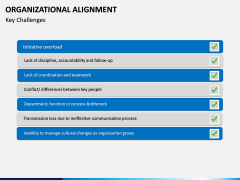 Organizational alignment PPT slide 13