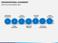 Organizational alignment PPT slide 16