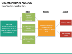 Organizational analysis PPT slide 17
