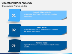 Organizational analysis PPT slide 3