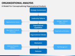 Organizational analysis PPT slide 5