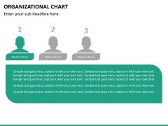 ORG chart PPT slide 21