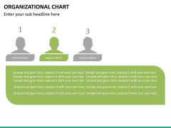 ORG chart PPT slide 22