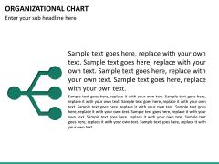ORG chart PPT slide 25