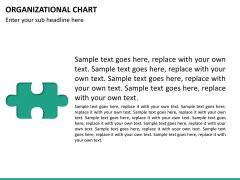 ORG chart PPT slide 26
