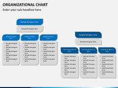 ORG chart PPT slide 12