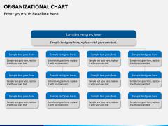 ORG chart PPT slide 14