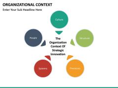 Organizational Context PPT slide 23