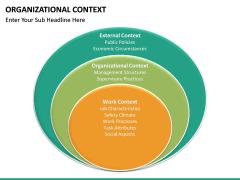 Organizational Context PPT slide 18