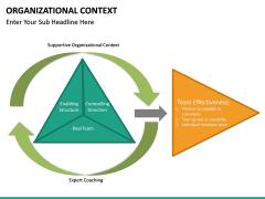 Organizational Context PPT slide 20