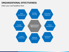 Org effectiveness PPT slide 16