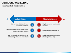 Outbound Marketing PPT slide 10