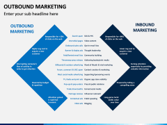 Outbound Marketing PPT slide 13