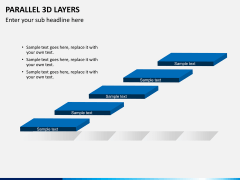 Parallel 3d layers PPT slide 7