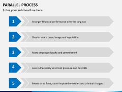 Parallel process PPT slide 18