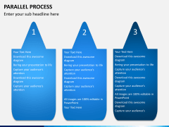 Parallel process PPT slide 5