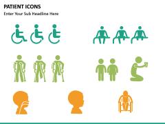 Patient icons PPT slide 6