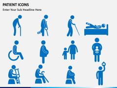 Patient icons PPT slide 1