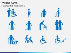 Patient icons PPT slide 2