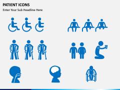 Patient icons PPT slide 3