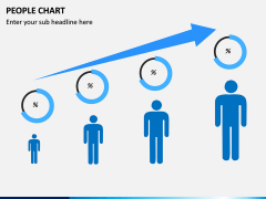 People chart PPT slide 7