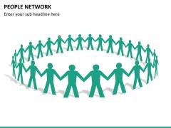 People network PPT slide 13
