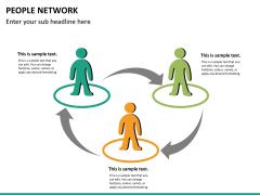 People network PPT slide 22