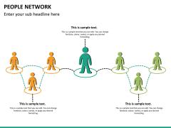 People network PPT slide 23