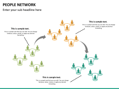 People network PPT slide 24