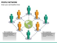 People network PPT slide 14