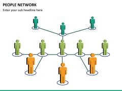 People network PPT slide 15