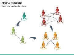 People network PPT slide 16