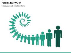 People network PPT slide 17