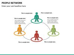 People network PPT slide 19