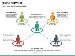 People network PPT slide 20