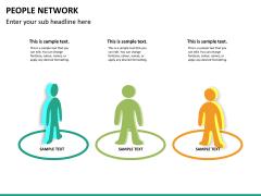 People network PPT slide 21