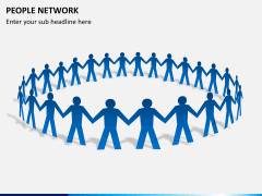 People network PPT slide 1