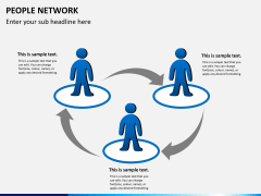 People network PPT slide 10