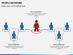 People network PPT slide 11