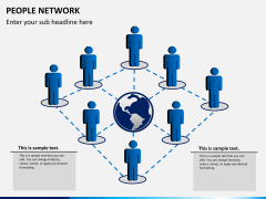 People network PPT slide 2