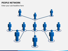 People network PPT slide 3