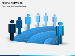 People network PPT slide 6