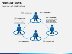 People network PPT slide 7